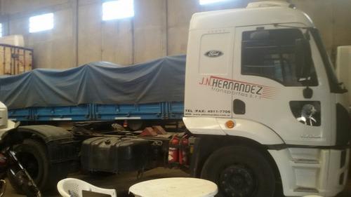 ford cargo 1722 modelo 2011