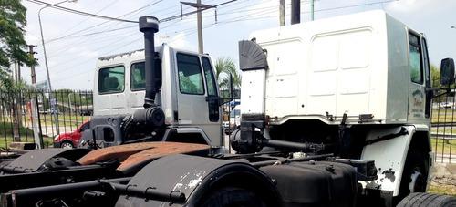 ford cargo 1722 tractor cabina dormitorio oferta! no permuto