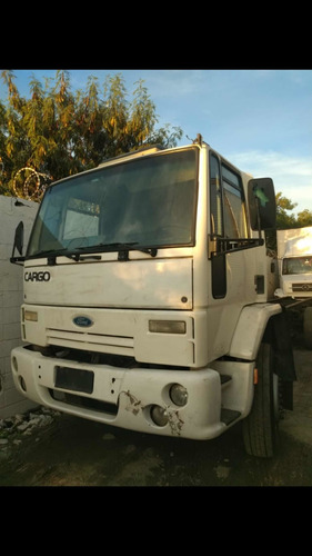 ford cargo 1722 truck no chassis