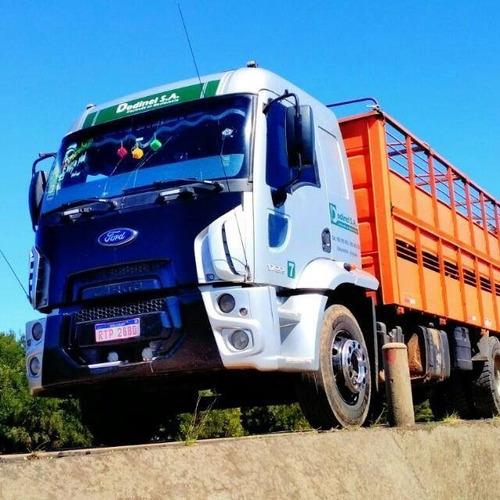ford cargo 17220 ganadero-granelero