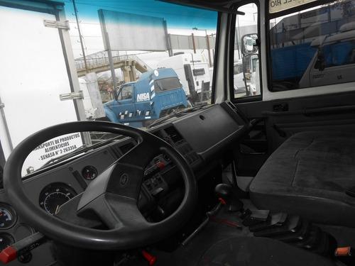 ford cargo 1722/35 tractor con cabina dormitorio plato y 5ta