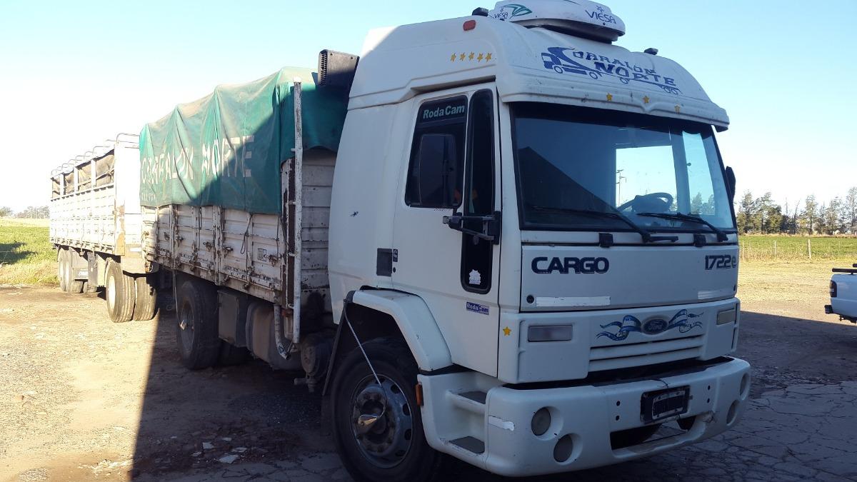 Ford Cargo 1722e 900 000 En Mercado Libre