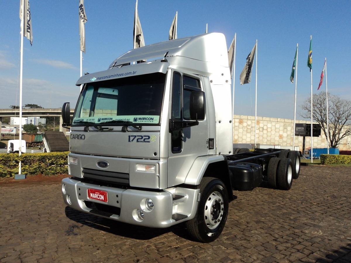 Ford Cargo 1722e R 110 000 Em Mercado Libre