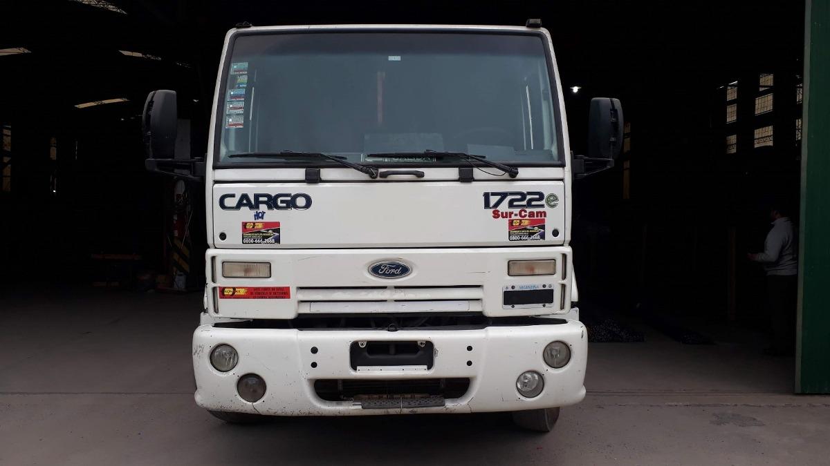 Ford Cargo 1722e 890 000 En Mercado Libre