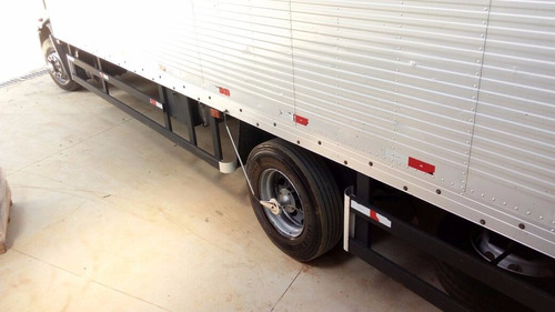 ford cargo 1723  4x2 toco baú de 9,30 mts impecável est. 0km