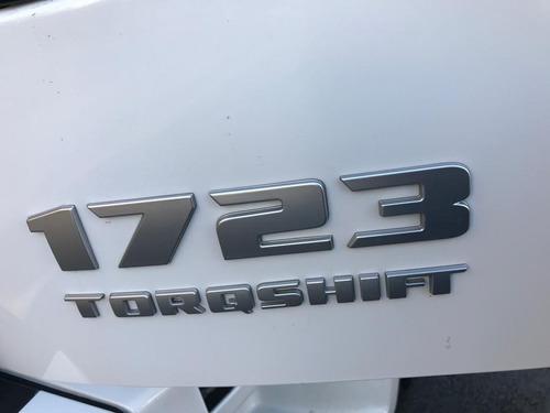 ford cargo 1723 4x2 torqshift cd amt 37