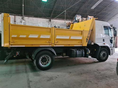 ford cargo 1723 mod 2018