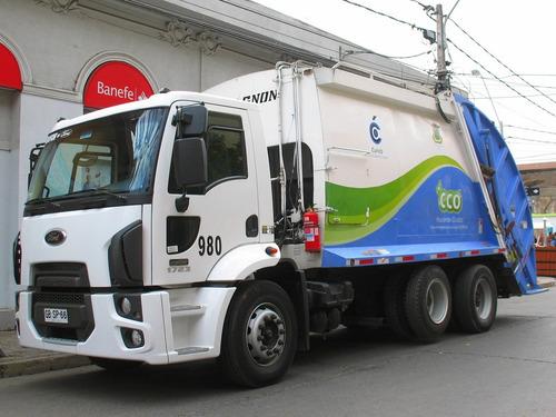 ford cargo 1723/48 6x2 2018 retira con $473.700