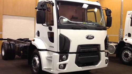 ford cargo 1723/48 6x2 aut 2017