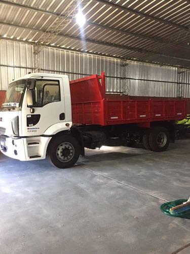ford cargo 1729 año 2019 0km   con caja o sin caja de carga