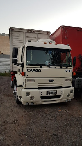 ford cargo 1730 año 2005 tractor impecable!!