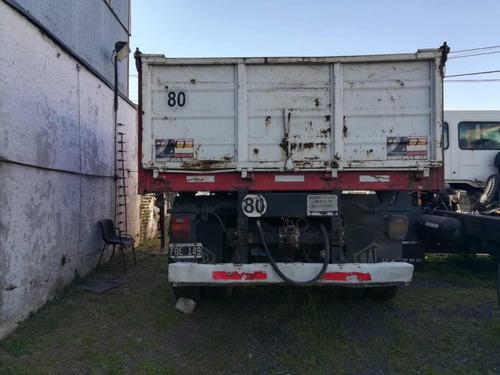 ford cargo 1831 caja volcadora bivuelco