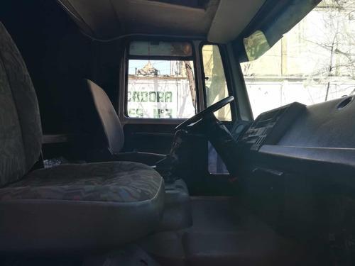 ford cargo 1831 tractor cabina dormitorio 2005