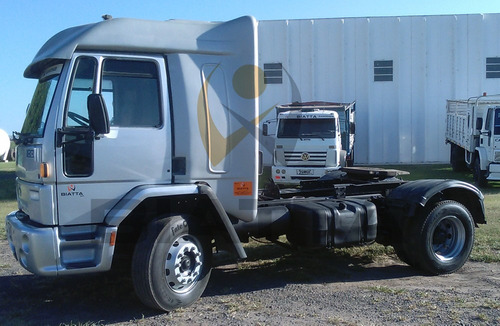 ford cargo 1831 - tractor - mod: 2006 - financ.