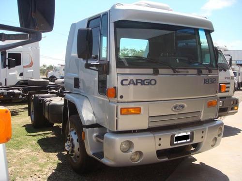 ford cargo 1832  2007 anticipo + financiacion