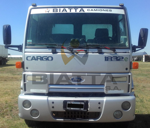 ford cargo 1832 - c/dorm - mod; 2007 - antic+financ