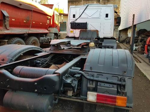 ford cargo 1932 4x2 ano 2011/2012 estado de zero km 24.562