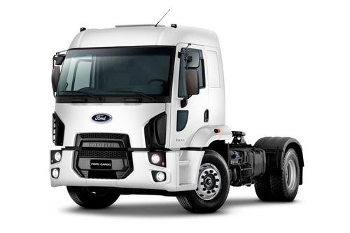 ford cargo 1933-37 okm 2018 totalmente financiado leasing!!!