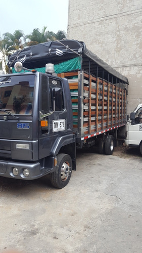 ford cargo 2007