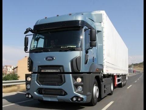 ford cargo 2042/36 4x2  cd. aut 2016 c/dto. $30.000