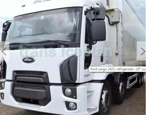 ford cargo 2324,