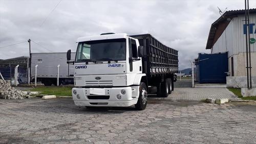 ford cargo 2422  -2007  6x2