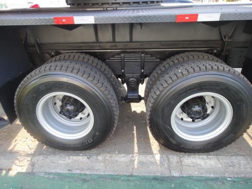 ford cargo 2422 8x2 2000, guincho, imk 30.5,plataforma, muck