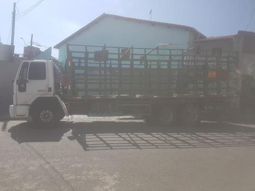 ford cargo 2422 ano 2004 gaiola para gás capacidade 570 p13