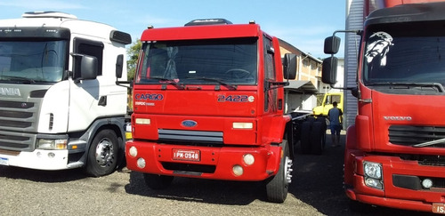 ford cargo 2422 ano 2009