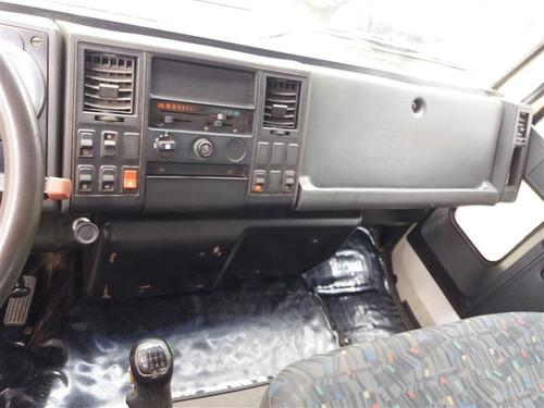 ford cargo 2422 ano:2006 c/ caçamba facchini 10m³ único dono