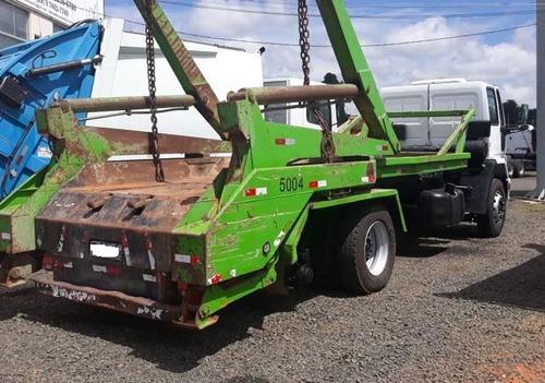 ford cargo 2422 e, ano 2008/2009 , 6x2,poliguinda articulado