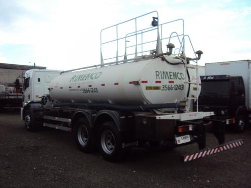 ford cargo 2422 tanque de agua