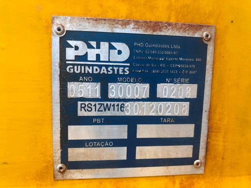 ford cargo 2422e 2011 munck phd 3007