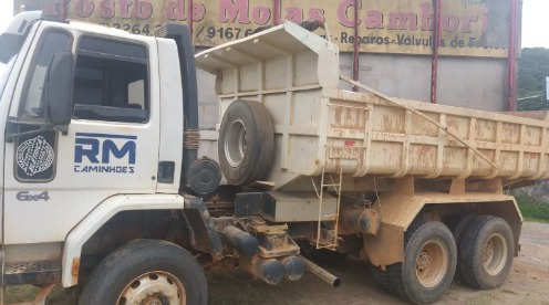 ford cargo 2425