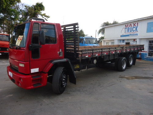 ford cargo 2428, 2010, carroceria 8,50 mts