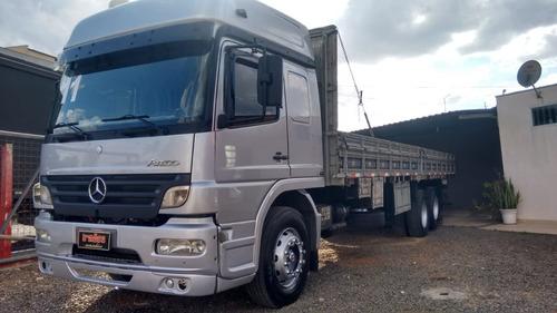 ford cargo 2428 2011 24250 truck único dono no chassi