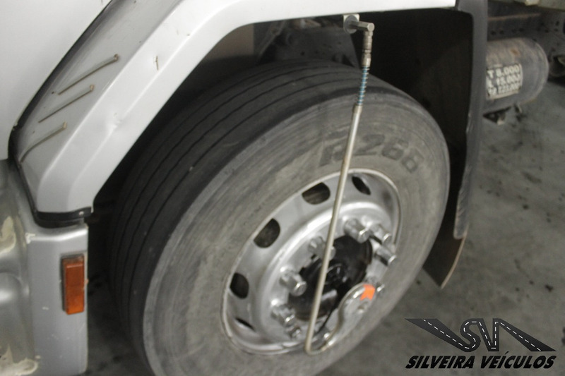 ford cargo 2428 - ano: 2009 - truck