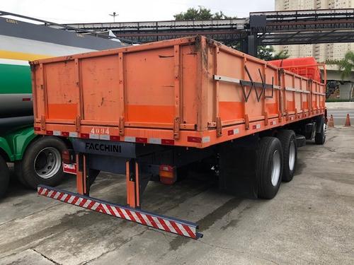 ford cargo 2428 carroceria graneleiro truck 2429 vm260 24280