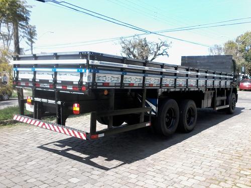 ford cargo 2428 carroceria rossatto caminhões