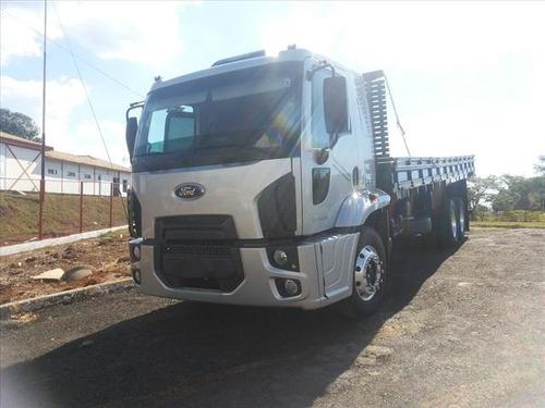 ford cargo 2428 carroceria truck 2012