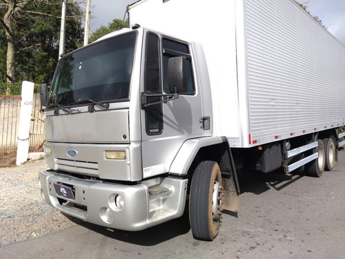 ford cargo 2428 motor novo 6x2 chassis fs caminhoes