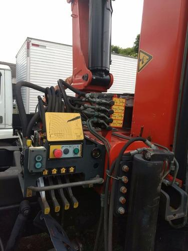 ford cargo 2428 munck madal 45007 8x2