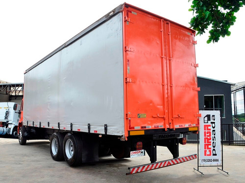 ford cargo 2428 trucado sider igual vw volks 24250 vw 24.250