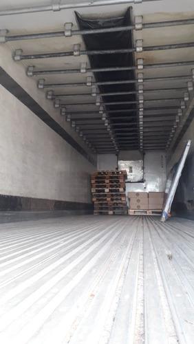 ford cargo 2429 baú frigorífico gancheira