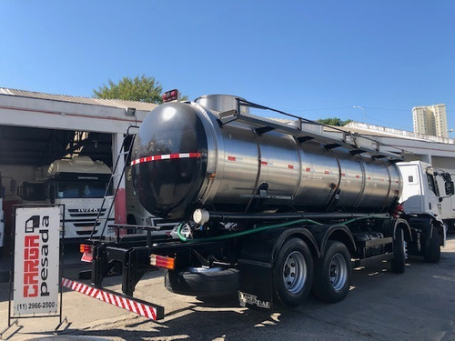 ford cargo 2429 tanque inox 8x2 bitruck = 24250 24280 vm330