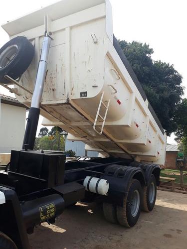 ford cargo 2622 6x4 traçado caçamba basculante