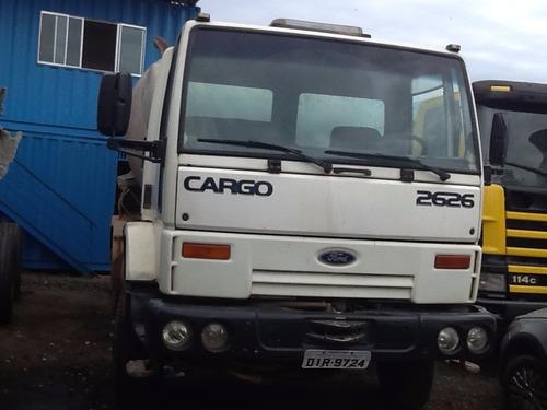 ford cargo 2626 caminhão