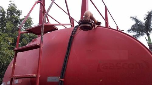 ford cargo 2628 6x4 ano 2010/2011 pipa gascom