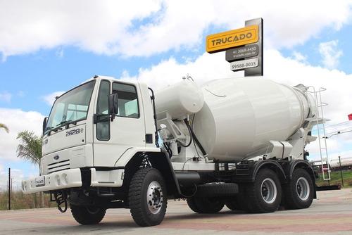 ford cargo 2628 6x4 betoneira = vw 26260 26420 26280 31280