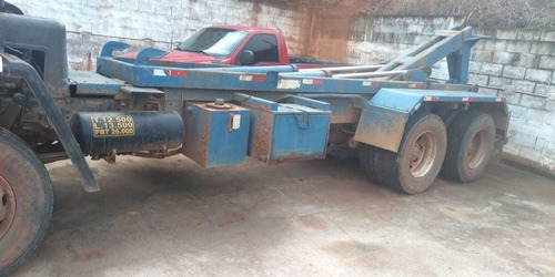 ford cargo 2628 6x4 roll on off